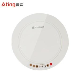 爱庭(Ating)IHクッキングヒップ鍋店専用組込み商用火ボイラー円形電磁レンジ制御温度調節ボタン式DCL-1800 T白色