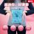 福満家(FUNJA)福満家ミニIH KUCピングヒヒミニ鍋用IHクッキングヒーター900 W学生寮IHクッキングヒップ家庭用ピンク(鍋付き)