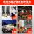 志高(CHIGO)商用IH Kuc hi Ta 5000瓦の凹面大出力电磁かどうかを电気炒め炉ストレーブ大火力后厨が电子炉5000 w平面つきの金を爆発的に炒める。