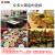 志高(CHIGO)IHクッキングヒーター鍋ビジネス円形小型モザイク式埋め込み鍋店専用防水デスクトップ1人鍋ホテル専門線コン900 w 05 Hタッチモデル
