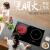 鼎潤(DINGRUN)IH Kock hiーta 2口IHコロン家庭用デスクトップ埋め込み式2用タッチ電磁かまど電気陶炉一電一陶左陶右磁(店長オススメ)