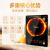 Midea IH kuピングヒター家庭用鍋多機能大火力パネル防水(スープ鍋+フライパンをプレゼント)WK 2102